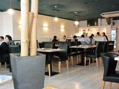 日本食レストラン『なごみ』  オープンと同時にすでにこの人入りで、途中で満席になってしまい、その後断られている人たちもいました。やはり予約したほうが確実なお店です。
