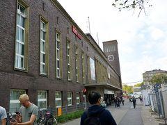 ケルン ボン空港に向かうためデュッセルドルフ中央駅へ。