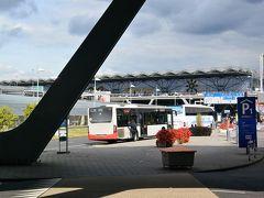 ケルン ボン空港に無事到着。