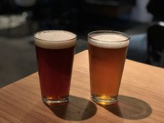 クラフトビールが飲めるお店 Magpie Brewingで夜ご飯