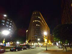 ボストン!パークプラザホテル!