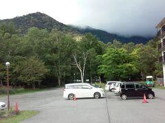 奥日光湯本温泉・おおるり山荘に宿泊しました。