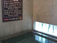 奥日光の帰り道、餃子を食べるのが目的で宇都宮駅近くのホテルに宿泊しました。