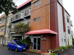 さて、本日の宿『中島荘』に到着。