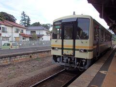 宍道駅に戻ってきました。 蕎麦美味しかった。 ただ、木次線の見どころであるスイッチバックなどへ行けなかったのは心残りですね。 また次回、チャレンジしたいものです。