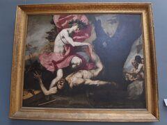 引き続き王立美術館へ。フランス語では Musées Royaux と表記されることからも分かるように、古典美術館、世紀末絵画美術館、マグリット美術館など複数の美術館をまとめて王立美術館と呼んでいます。まずは古典美術館。  入っていきなりホセ・デ・リベーラ。スペイン絵画の展示は少なかったのですが、これは掘り出し物。