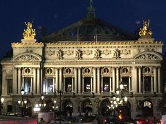 ☆オペラガルニエ☆  何度見たことでしょうか。  美しい建物に何度見てもため息です。  私の中では、建物の美しさNO1。