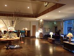 約20分ほどでホテル到着 3泊4日でお世話になるのは、こちら「シェラリゾート白馬」さん(*^。^*) 最初にスタッフの方から説明を受けた後、各自部屋へ(^.^)
