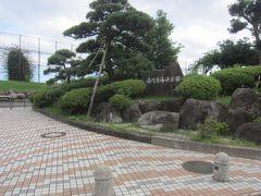 神奈川県に戻って、すぐのところにあった湯河原海浜公園。