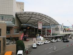 30分ほどで長崎駅に到着。 ロッテリアで朝ごはんを食べた後に行動開始。