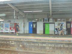 宮島口駅  外国人観光客よく見ます