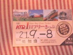京都丹後鉄道 宮福線