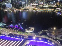 15分間のショーが見える。今度は、リバークルーズで下からも観てみたい。  SFC修行4シンガポール(3/4)へつづく https://4travel.jp/travelogue/11406909
