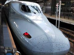 ちょっと不便なのは、JR西日本さんの企画切符なので・・・ うちの地域から直で行けず、関西圏からのスタートです。  ならば・・・と、乗りたかった『さくら』ちゃんを選択^^。
