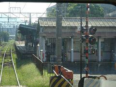 深日港(ふけこう)駅。