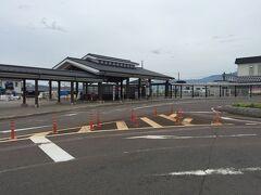 新発田で30分以上列車待ちがあったので、駅前を散策