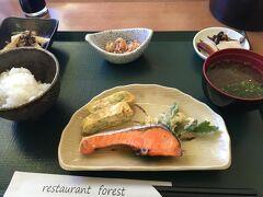 3日目。 この日の朝食は和食でした。