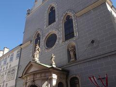 ドイツ騎士団教会です。