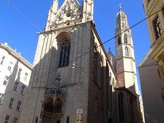 マリア・アム・ゲシュターデ教会にきました。