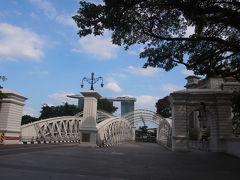 こちらも素敵なデザインのカベナ橋