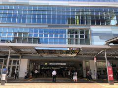 13:30 熱海駅に到着