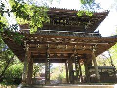 功山寺の山門
