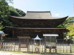国宝の功山寺