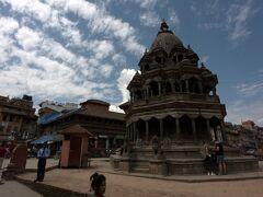 クリシュナ寺院。