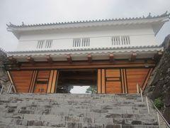 甲府城 鉄門跡 銅門跡