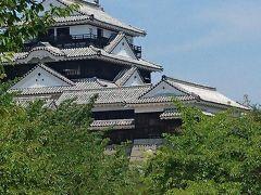 松山の人々から受けた印象と同じ、穏やかな品のあるお城でした。