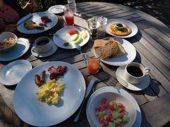 朝食(ザ・メンジャンガンリゾート)
