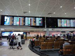 初めての台湾に降り立ちました! 既に夜遅いので、パパッと写真撮影して、ホテルに向かわないとね!