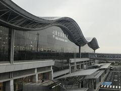 ほぼ始発で仙台空港に到着。 小腹がすきました。