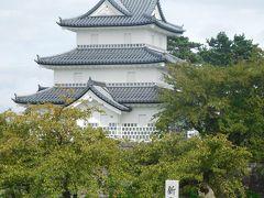 次に向かったのはこちら。 新発田城。