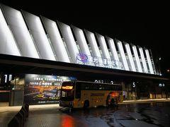 夜中だったため道が空いており、台北駅まで30分ほどで到着しました。 運転はちょっと荒かったですが。。。