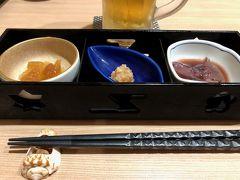 ・郷土料理 ひるぎ  ホテルに戻り、「大浴場 美崎の湯」でゆっくりとくつろぎます。  石垣島最後の晩ごはんはホテル内にある『郷土料理 ひるぎ』で。