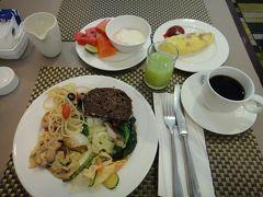 朝食(エンポリウムスイーツ)