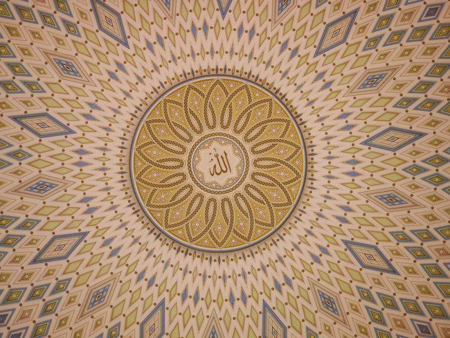 トルクメンバシ ルーヒー モスク