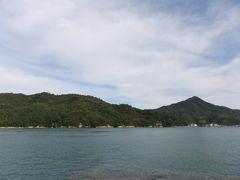 大三島はしまなみ海道では一番大きい島だが、サイクリングコースは島の東端をかすめる程度なのであまり長くない。