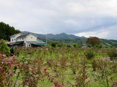 続いてランチ☆ 川場温泉近くの 果樹園カフェ ティアツリーへ