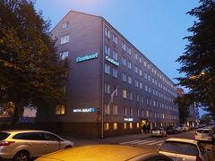 ヘルシンキでのお宿はこちらのユーロホステル、2泊します 基本的にホテル選びはシングルで1泊7000円を上限としています ヘルシンキはホテル代が高いので、ココ一択でした
