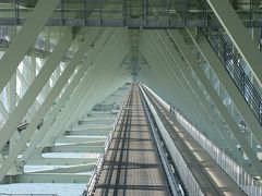 また橋の下。