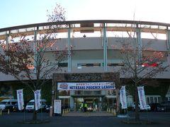 そして1日目の球場は生目運動公園へ第2とアイビースタジアム