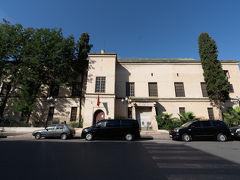 まずはダール・バトハ博物館へ. ムーレイ・ハッサンによって19世紀末に建設された宮殿で,現在は博物館になっています.館内では古いコーランの装飾写本や楽器,古陶器などが展示されていますが,展示品は撮影禁止です.