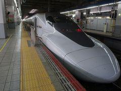 ●こだま739号@JR博多駅  大好きなレールスター。 またね!