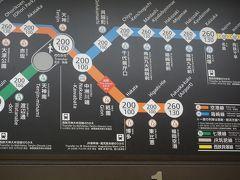●地下鉄祇園駅  地下鉄で、博多駅から祇園駅にやって来ました。 博多という街は、なんてこんなに便利なんだ!といつも思ってしまいます。 空港、博多、天神、とってもまとまって動きやすい!