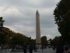 スルタンアフメット広場周辺に見どころが詰まっているから、ここを起点に歩いて回ります。