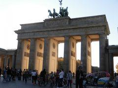 「ブランデンブルグ門」 にやってきました。