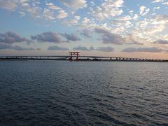 弁天島に来ました。
