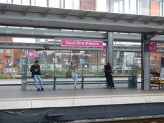 駅に戻り、12時頃の電車でブルージュに向かう。  続く→https://4travel.jp/travelogue/11422765